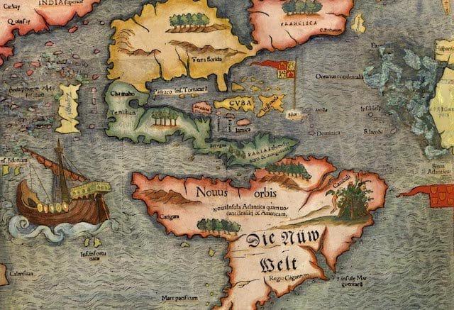 Римляните може би са открили Новия свят