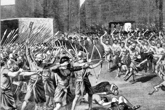Падането на Акадската империя - 10 мистерии на древните цивилизации