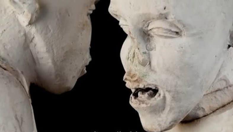 Гладуването на Сакара - странни и мистериозни археологически открития