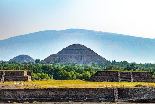 Мистерията на Теотиуакан - 10 мистерии на древните цивилизации.
