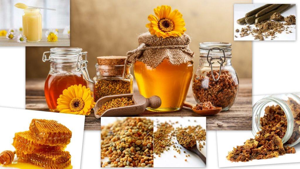 Пчелни продукти против вируси и настинки, както и против ковид 19