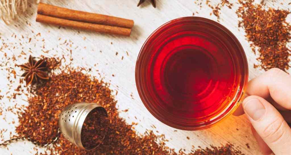 Чай ройбос Rooibos Tea - чай за отслабване - как да отслабнем с чай