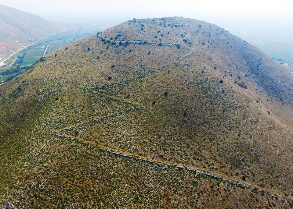 Изгубените руини на Влохос - 10 мистерии на древните цивилизации