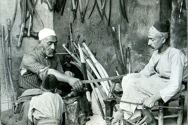 Дамаска стомана - невероятни изобретения на древните цивилизации