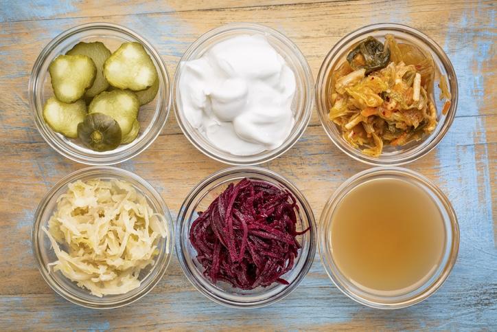 Ферментирали храни - как да правим профилактика на Ковид