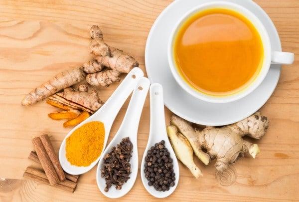Златен чай - как да отслабнем с чай