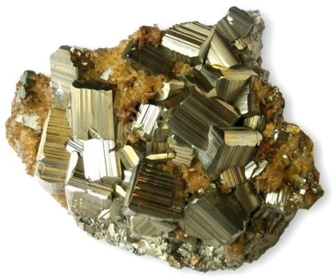 Пирит - как да използваме лечебни камъни