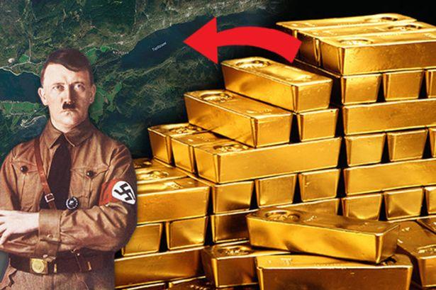 Езерото Топлиц и Нацисткото съкровище - най-големите изгубени съкровища на света