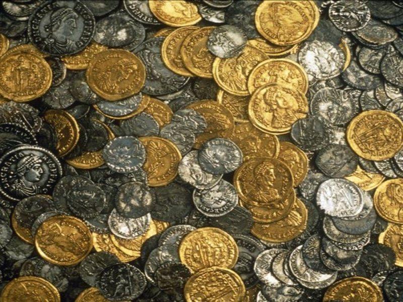Странни древни останки от римско време