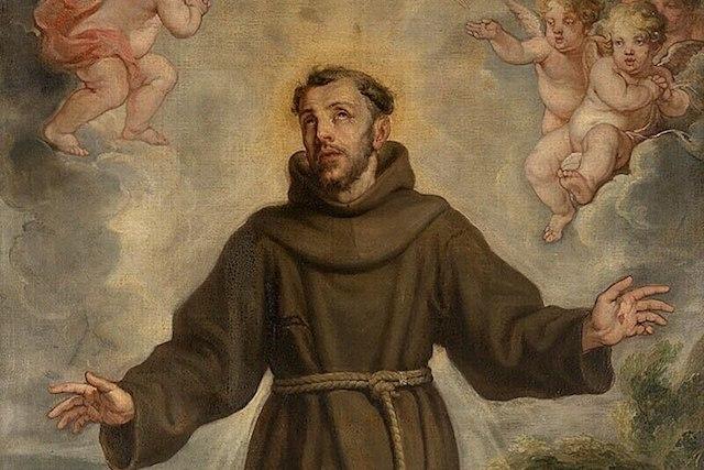 Чувалът за хляб на Свети Франциск от Асизи - древни митове които се оказаха реални
