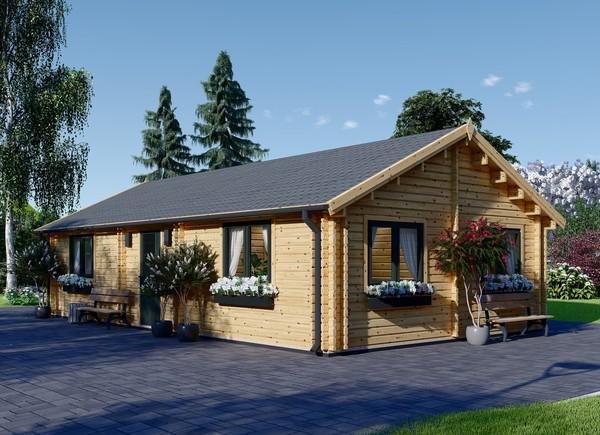 Как да направим къща за гости в нашия двор - идеи в снимки