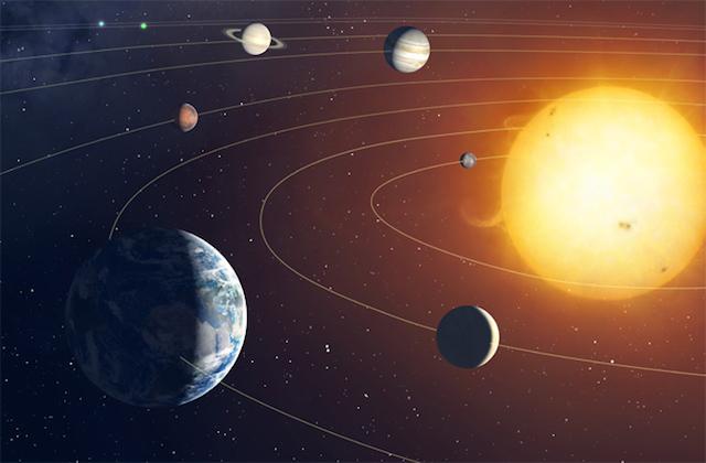 Много масивни планети в екзопланетарните системи имат ексцентрични орбити - странни факти за Слънчевата система