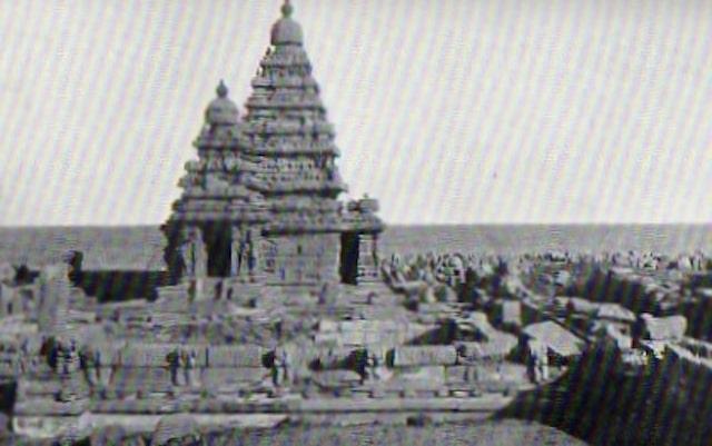 Седемте пагоди на Махабалипурам  -древни митове които се оказаха реални