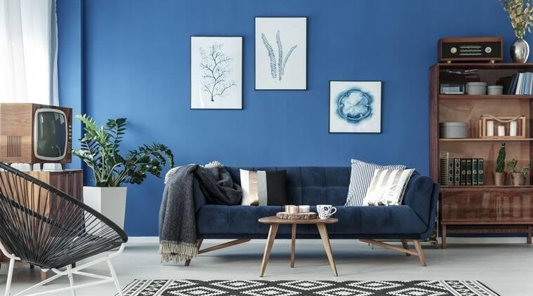 Изберете синьото - най-горещите тенденции в дизайна през 2021