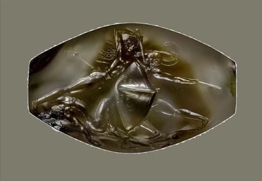 Невероятен скъпоценен камък - 10-те най-големи археологически открития