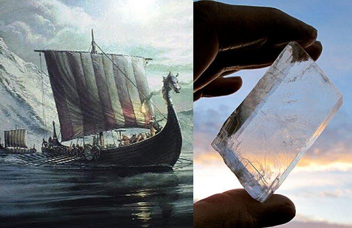 Викингският слънчев камък наистина може да се използва за навигация - древни митове които се оказаха реални