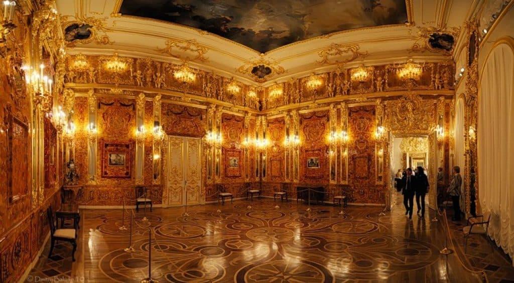 Кехлибарената стая - най-големите изгубени съкровища на света