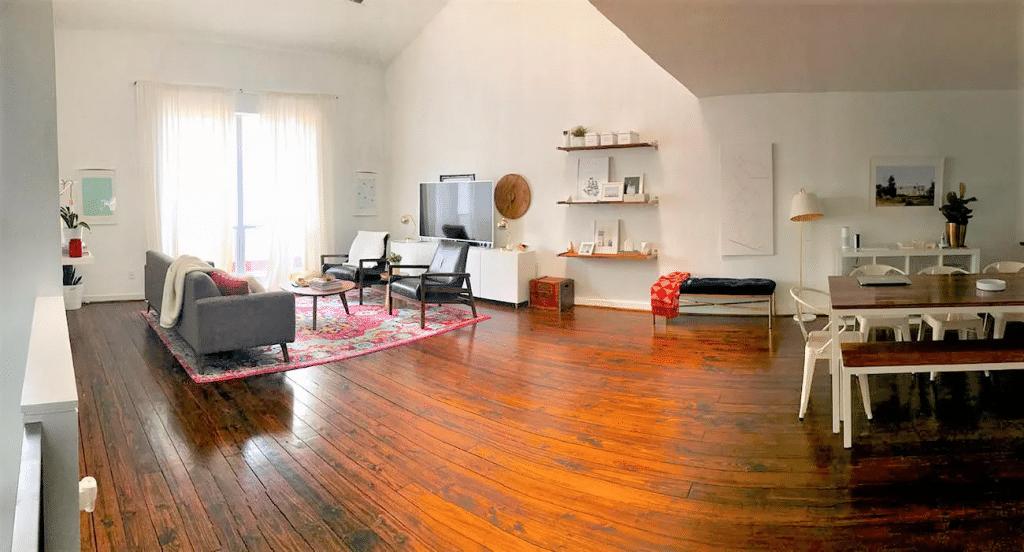 Преди: Твърде голям - как да освежим хола - Как да преобразим нашия хол