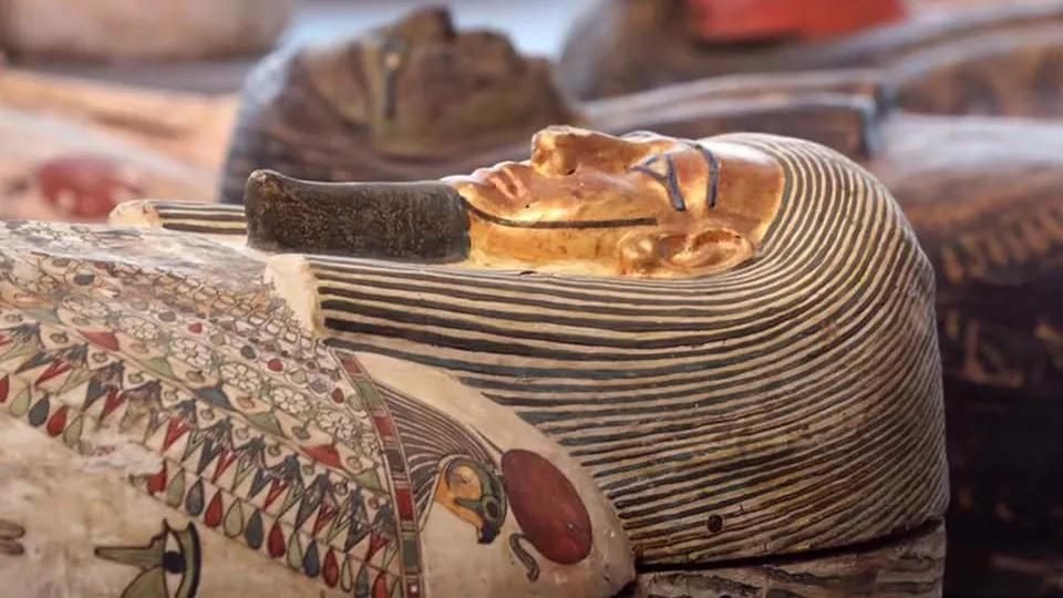 Мумии в изобилие! - най-големите археологически открития през 2020