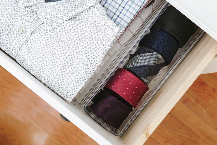 Как да съхраним вратовръзките