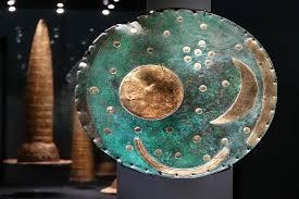 Небесният диск от Небра - мистериозни реликви от древните цивилизации