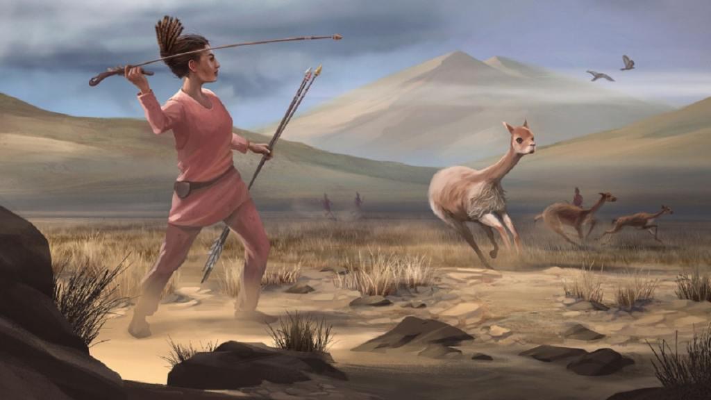 Жени ловци - най-големите археологически открития през 2020