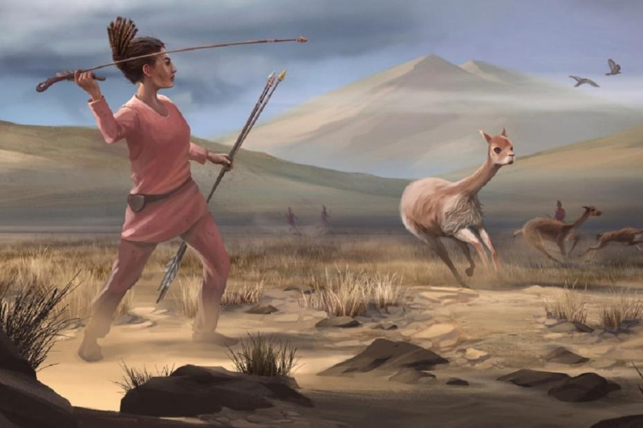 Жени ловци