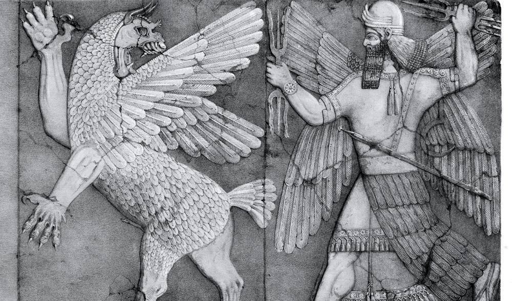 Изобразяване на Гилгамеш - интересни факти за Шумерската цивилизация