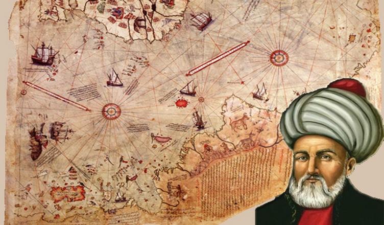 Картата на Пири Реис - мистериозни реликви от древните цивилизации