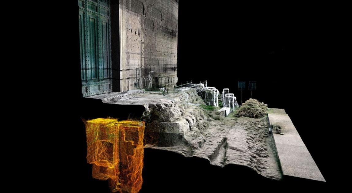 Гробницата на Ромул - най-големите археологически открития през 2020
