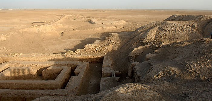 Археологически обект Урук през 2008 г. - интересни факти за Шумерската цивилизация
