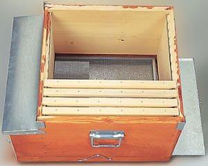 10 рамков Дадан блат кошер - горен корпус