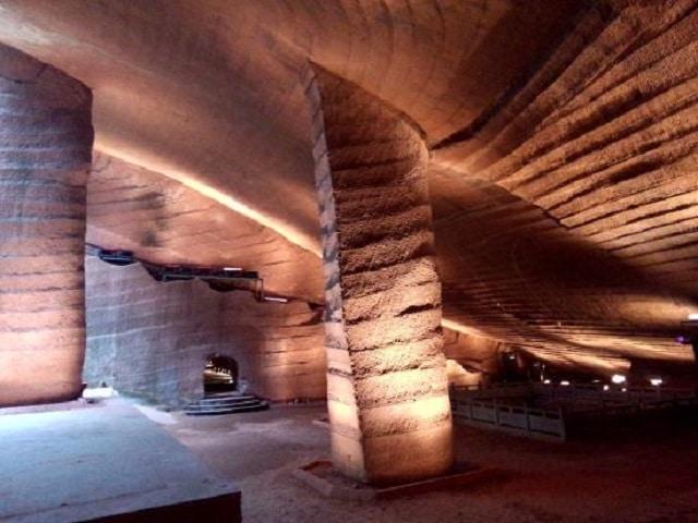 Пещерите Лонгю - мистериозни руини от цял свят