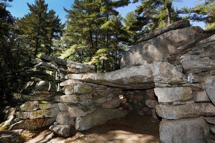 най-загадъчните археологически съкровища на Земята - Американският Стоунхендж