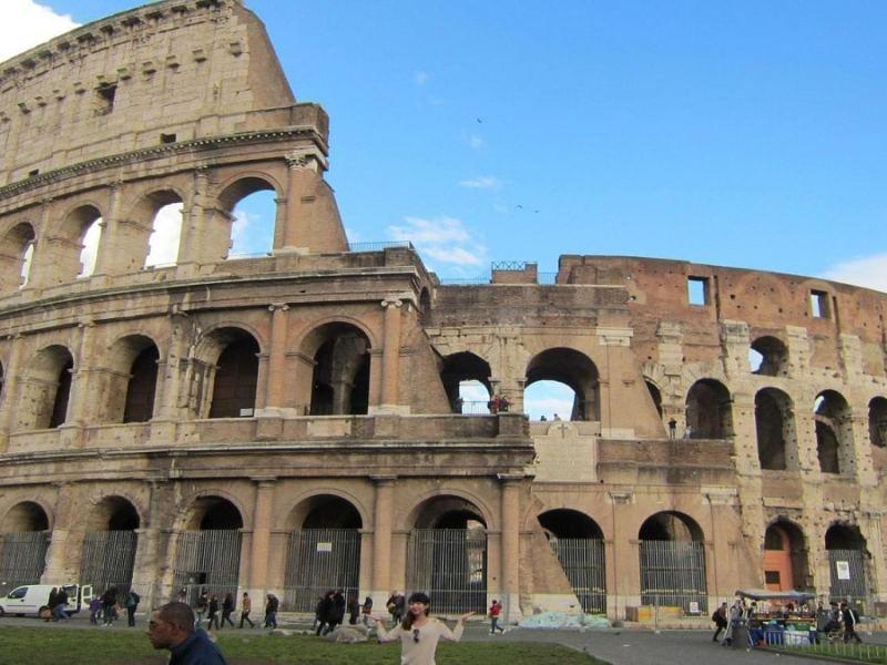 римски бетон