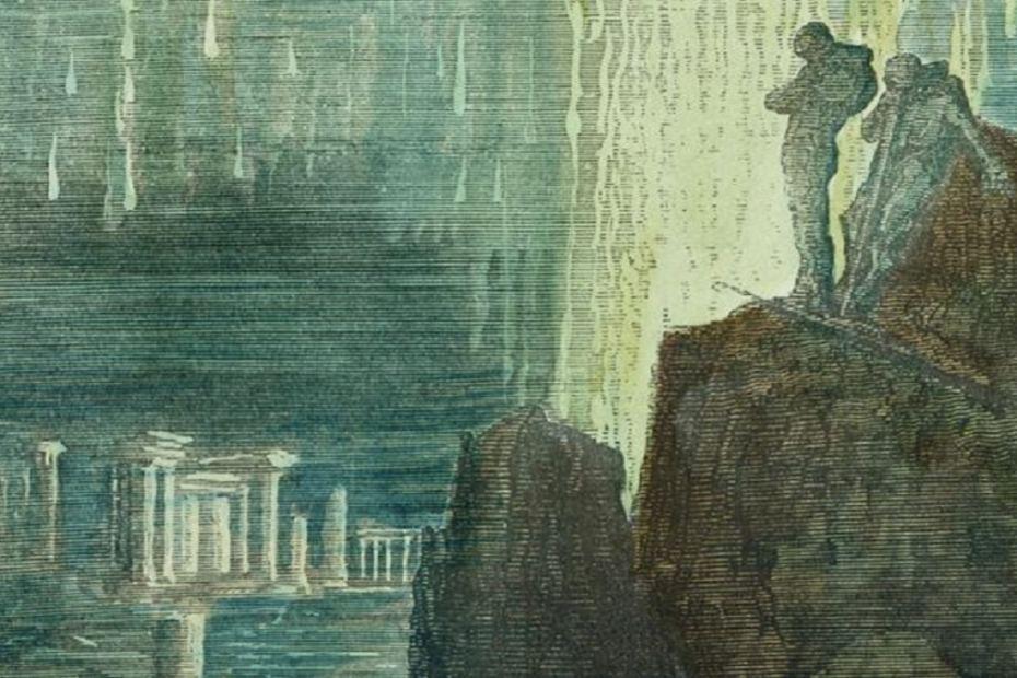 Изгубеният град Атлантида