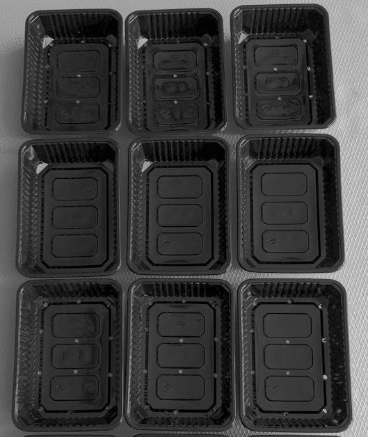 Тарелки за отглеждане на микро растения