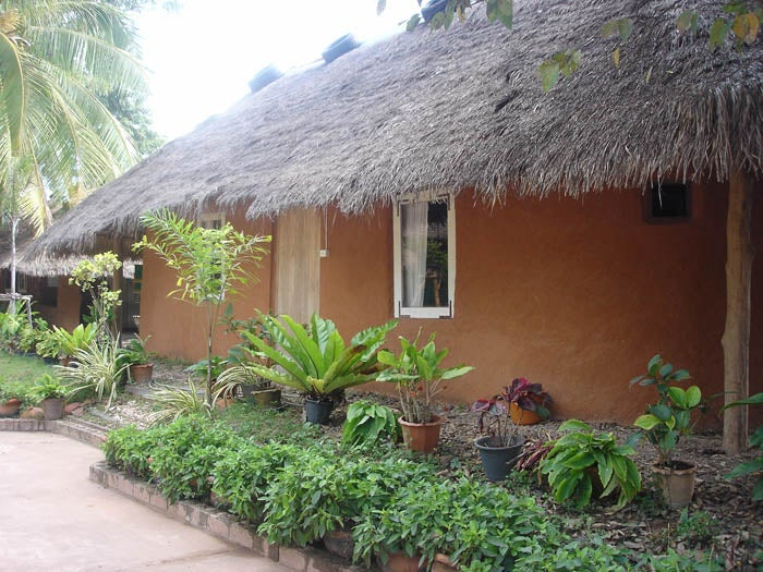Глинена къща - как да построим евтина къща
