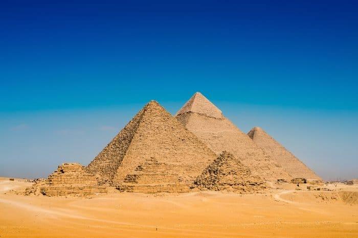 Великите пирамиди в Египет