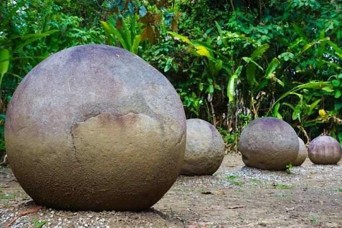 Каменните сфери на Коста Рика