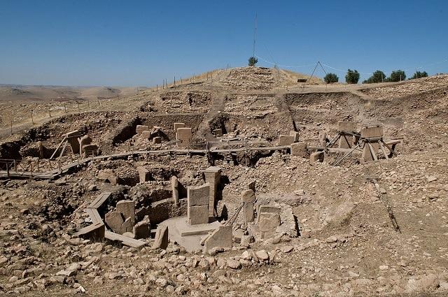 Гьобекли тепе - мистериозни руини от цял свят