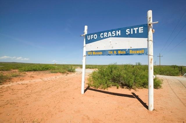 Розуел, Ню Мексико - историите зад най-загадъчните места в света