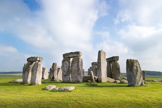 Стоунхендж в Солсбъри, Англия - историите зад най-загадъчните места в света