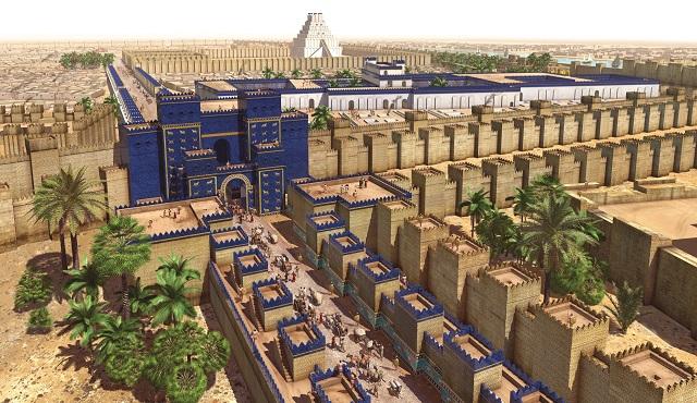 Два града с име Вавилон някога са били най-големите населени центрове в света - огромните мегаполиси на древния свят