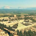 Древният град Ур - реконструкция