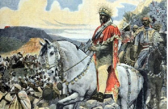 Етиопска империя (1270 - 1974 г. сл. н. е.)