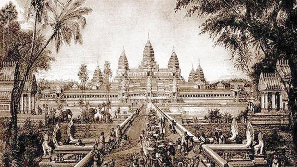 Кхмерската империя