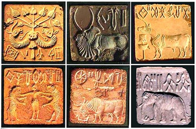 Писмеността на Индската Цивилизация никога не е била открита