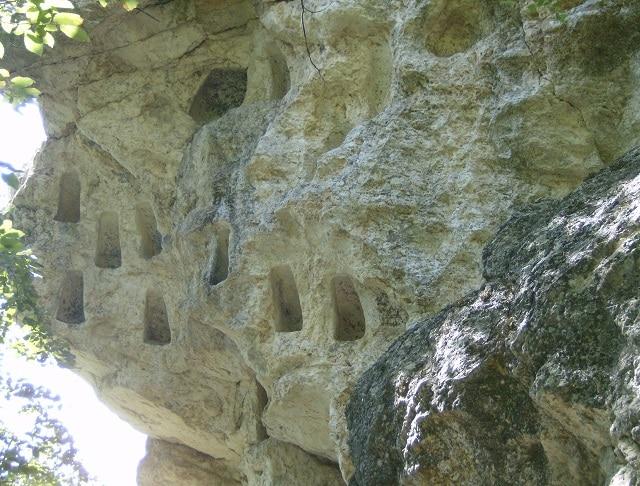 Глухите камъни в Родопите