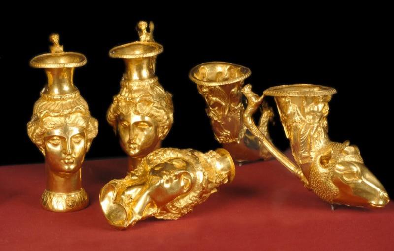 Златото на траките - мистериите на тракийската цивилизация